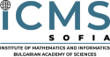 International Center for Mathematical Sciences (ICMS – Sofia) Logo